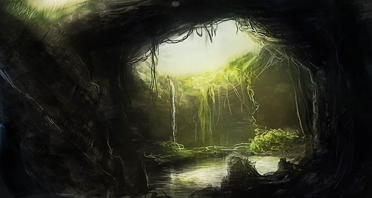 Beneath The Jungle