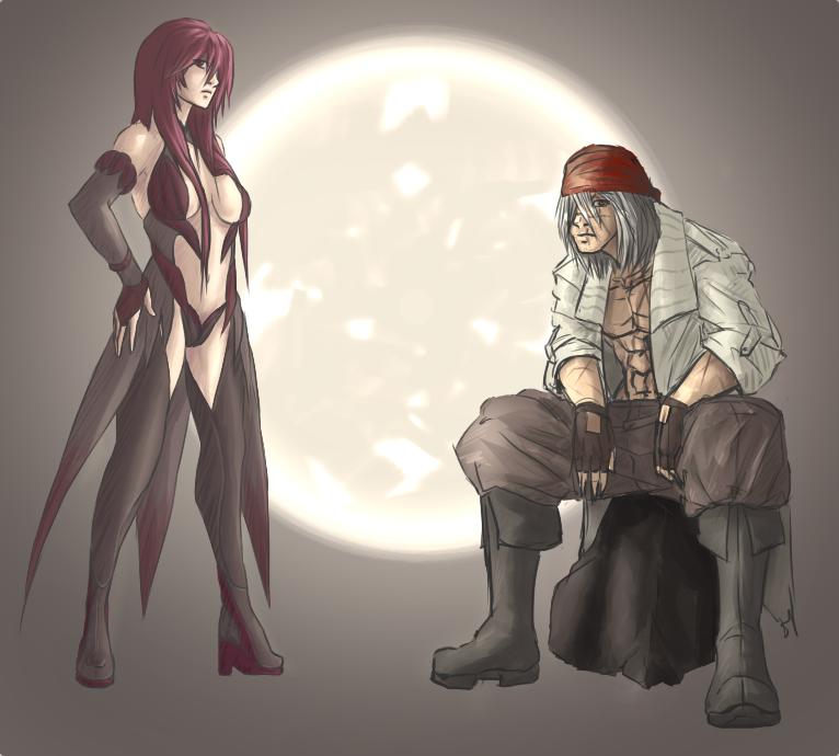 Seff & Camilla