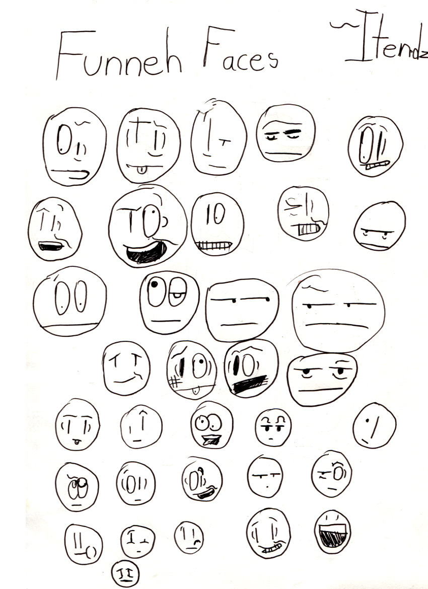 Funneh Faces