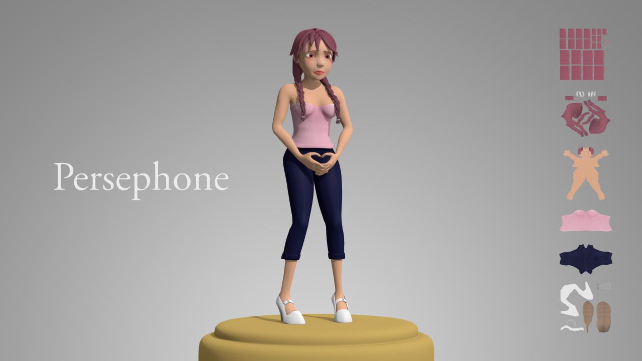 Dichotomous - Persephone Model