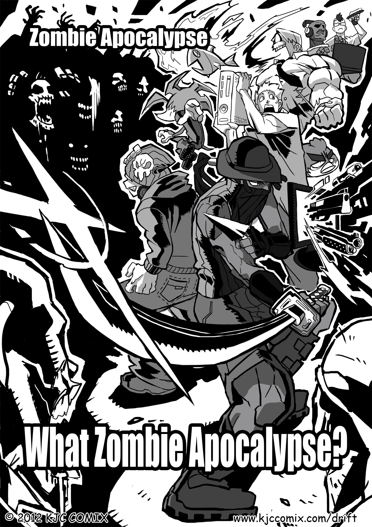 Drift#16 - Zombie Apocalypse