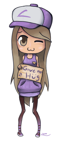 Give me :3
