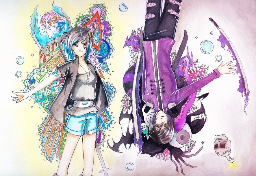 Reaku and Luzio