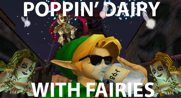 Poppin' Dairy