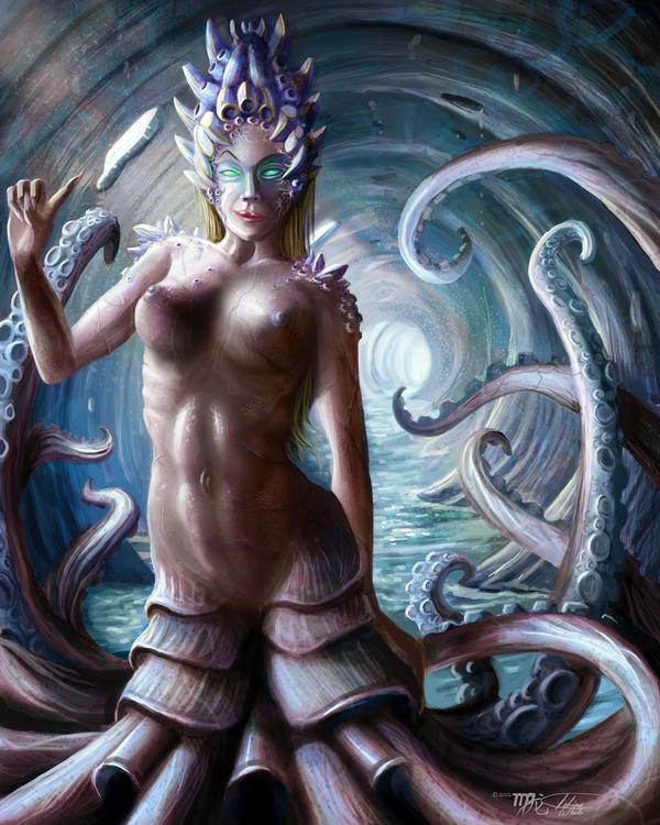 Grand Priestess of Cthulhu 2