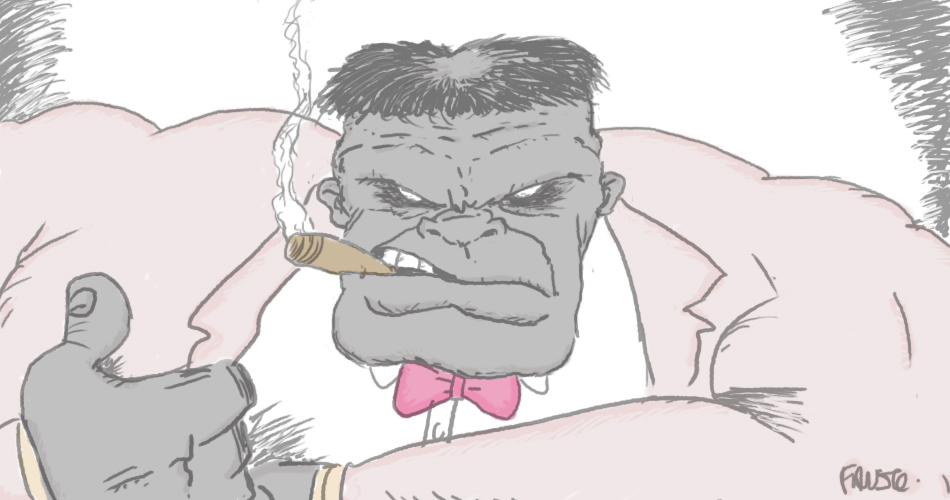 Hulk Grey