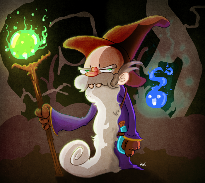 Wizard Commission
