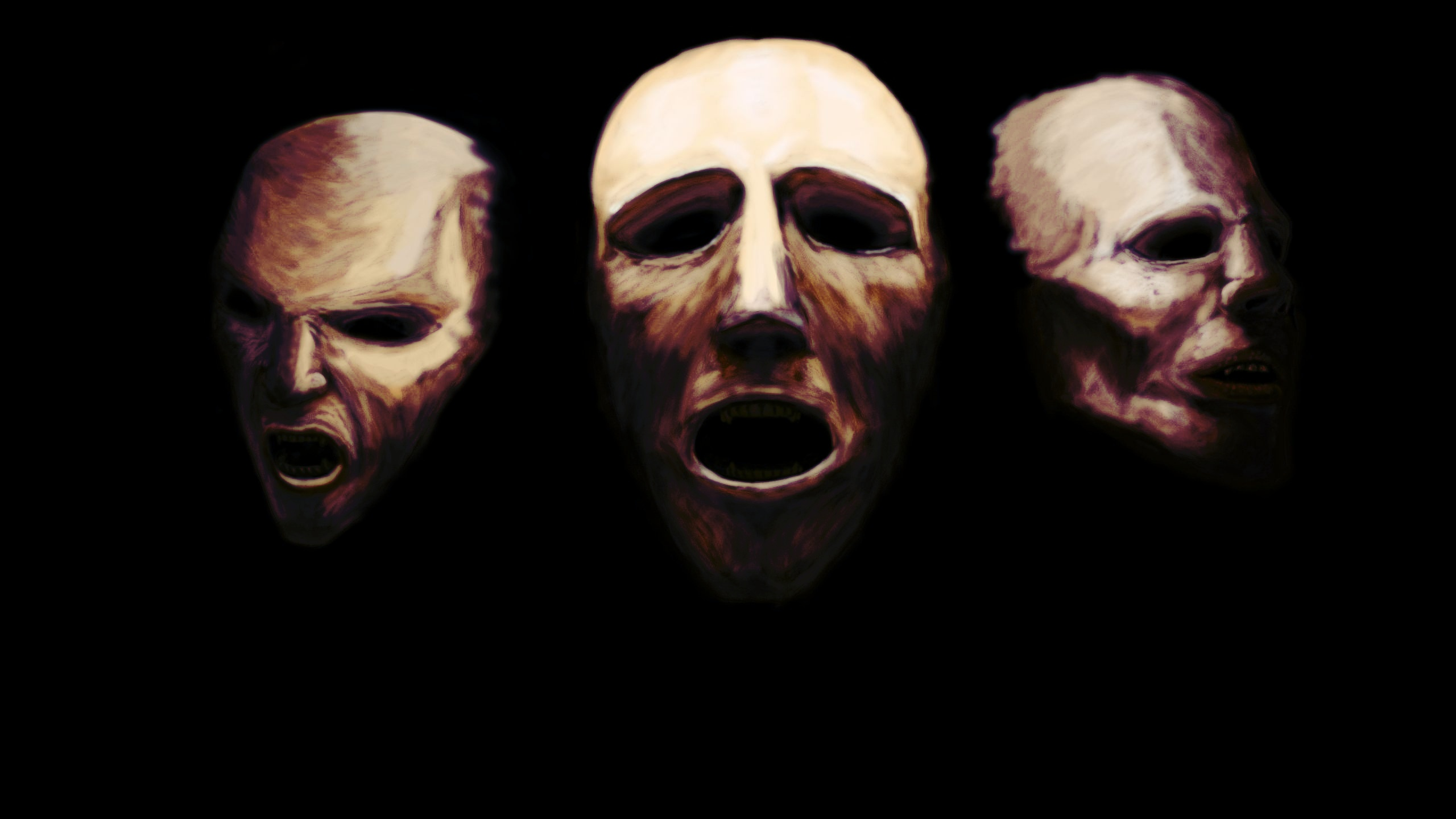 3 weird men