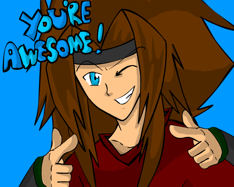 Whos awesome?