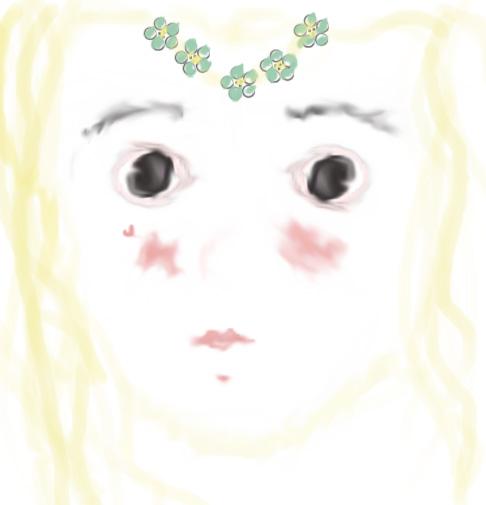 Blushing Maria