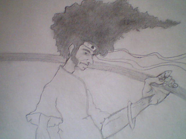 AFRO!(incomplete)