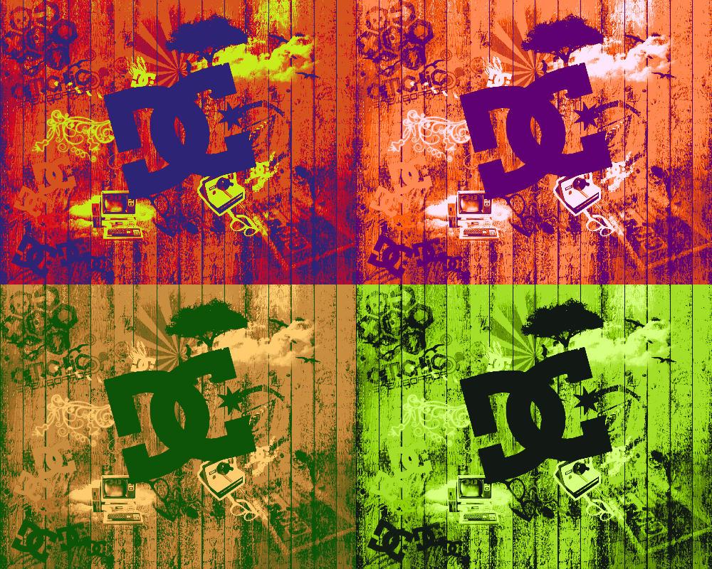 DC GReen Art