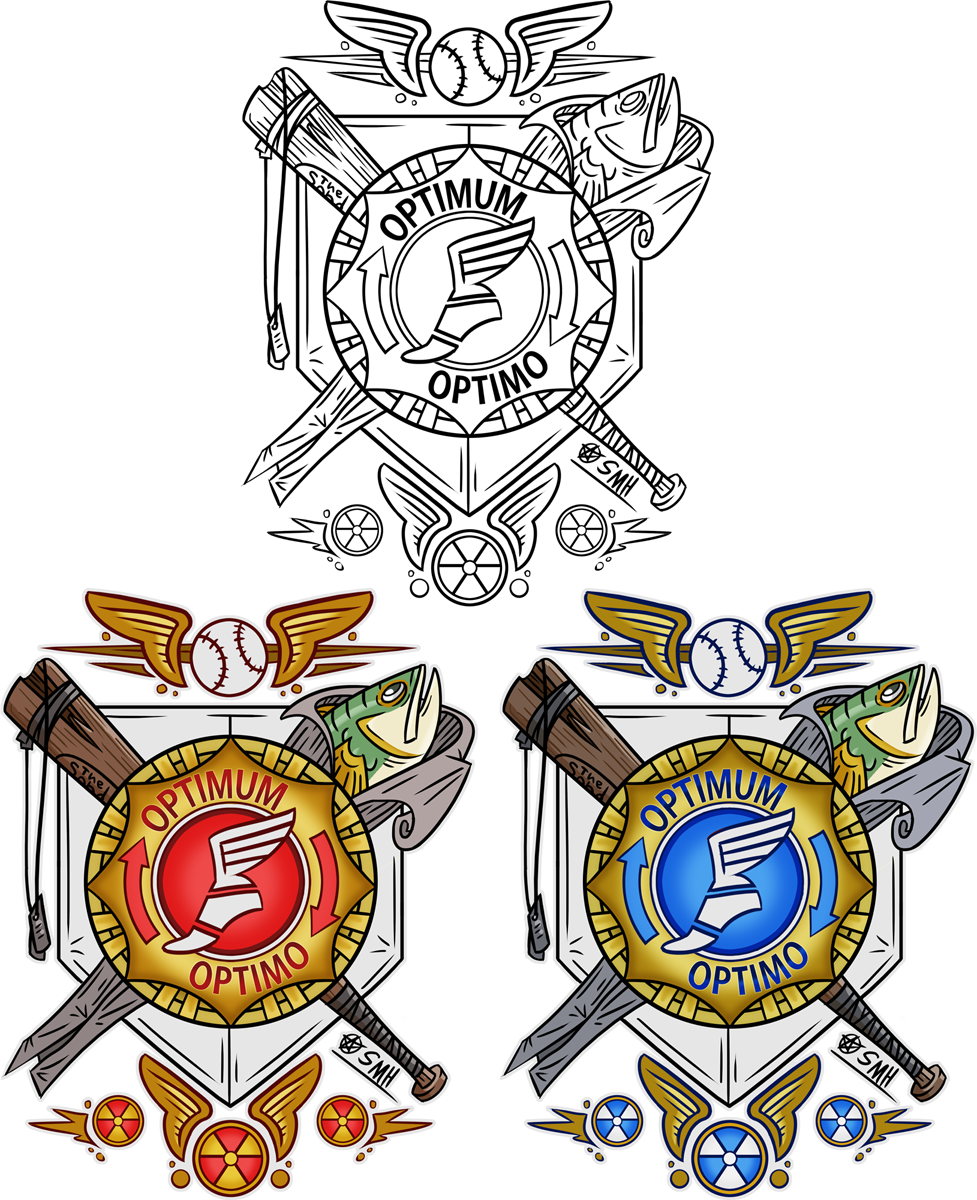 TF2 Scout Coat of Arms