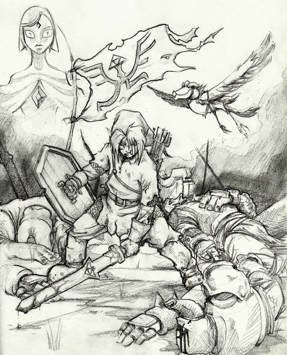 Skyward Sword Tribute
