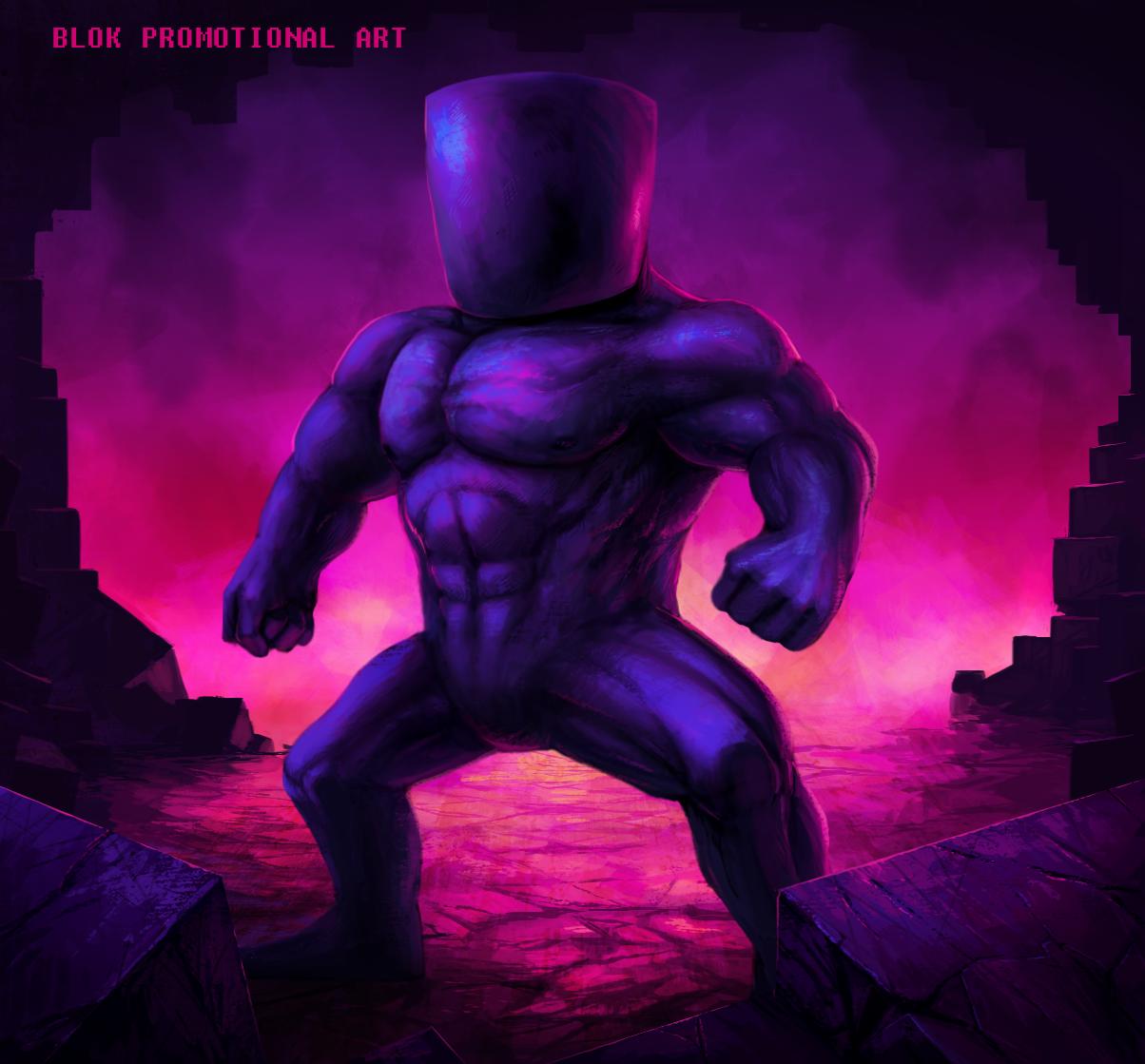 BLOK Promotional Art