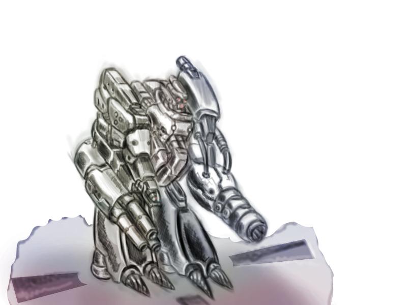 Unbalanced battle armor