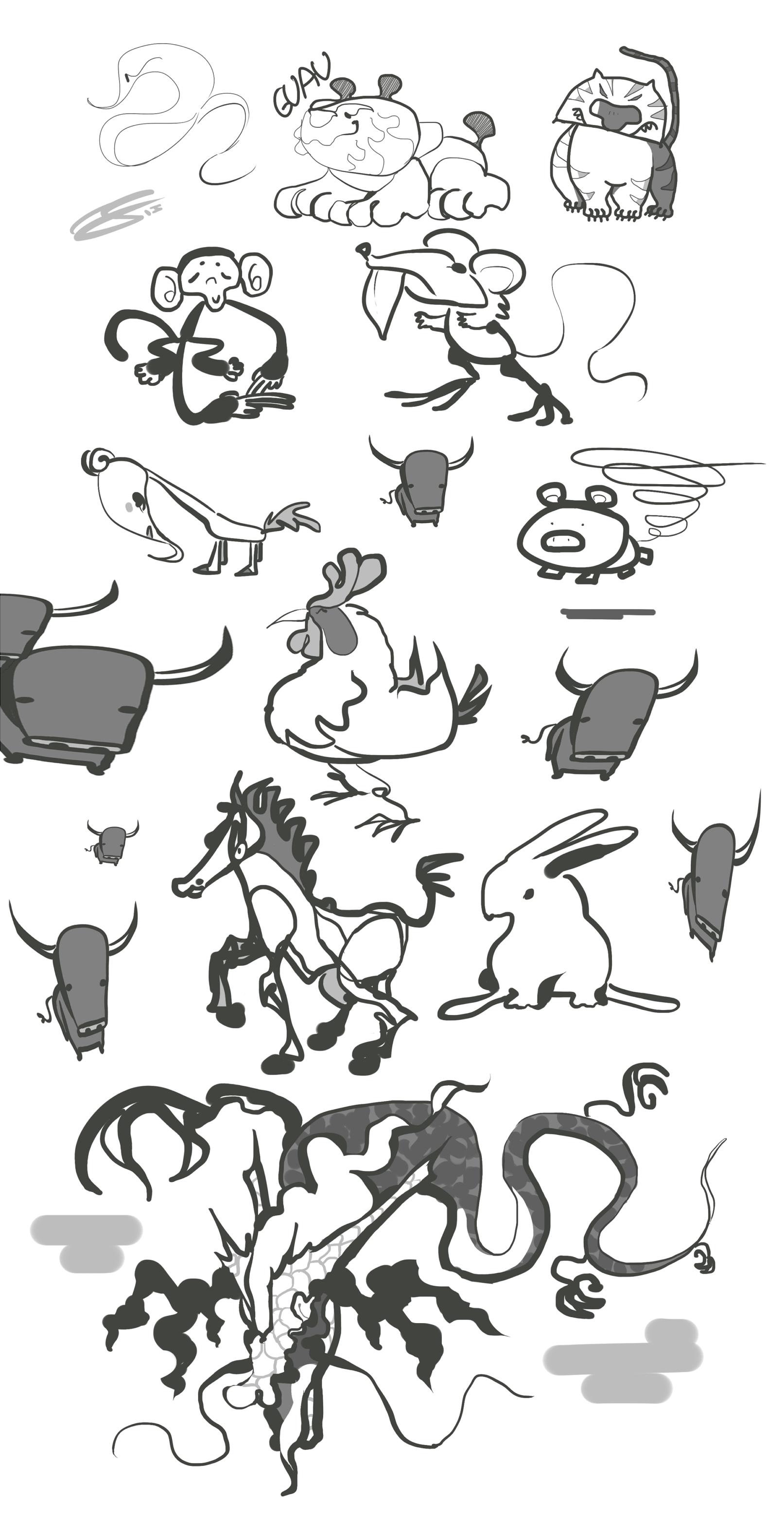 animaleschinos