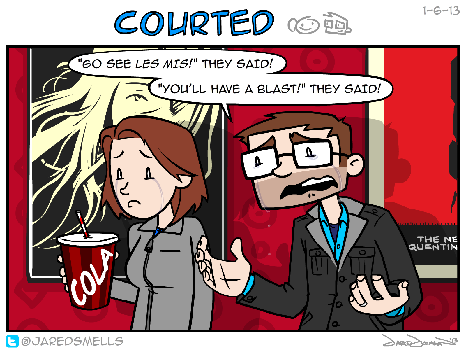 Courted, #3