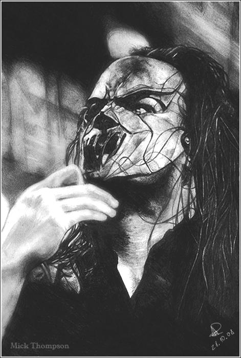 Mick Thomson -Slipknot
