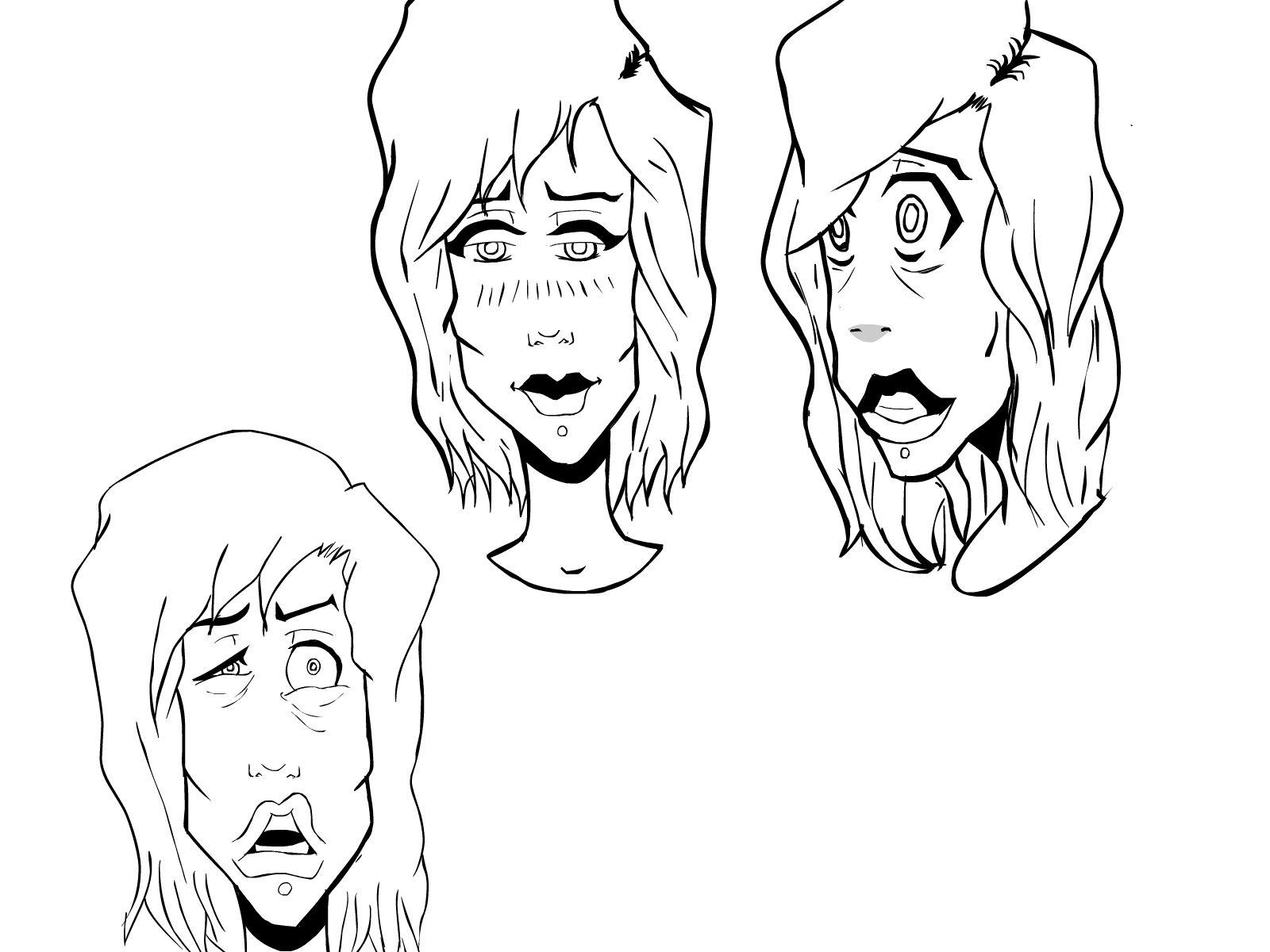 OC Faces