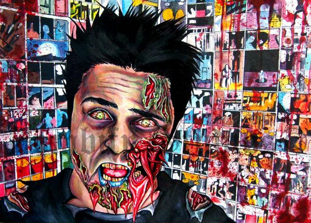 Ray William Johnson Zombie