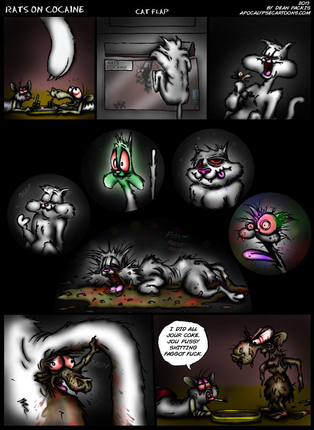 Rats on Cocaine comic 008