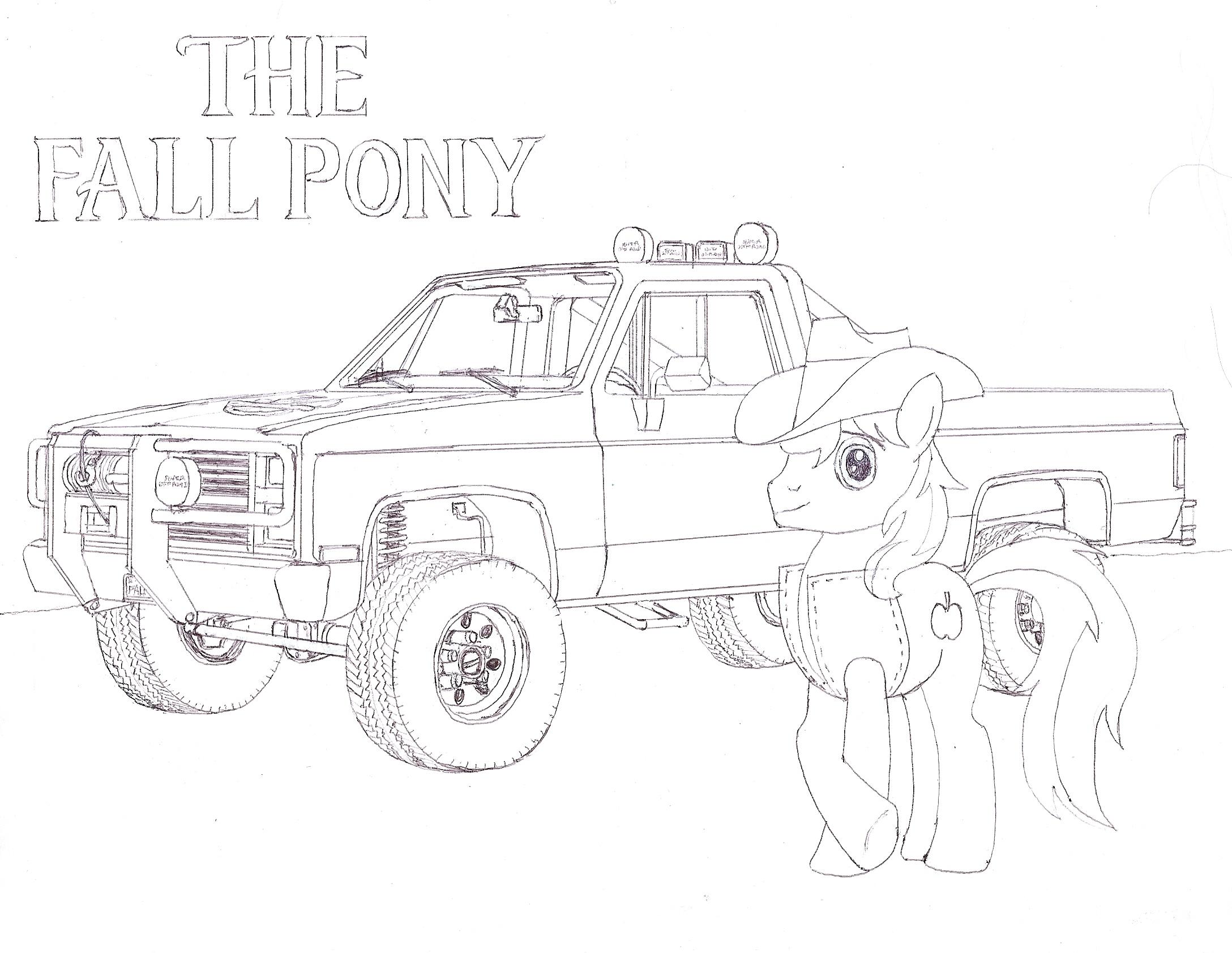 The Fall Pony