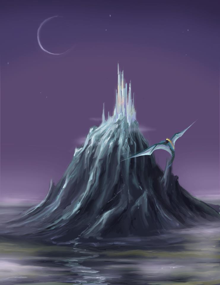Ice Spire