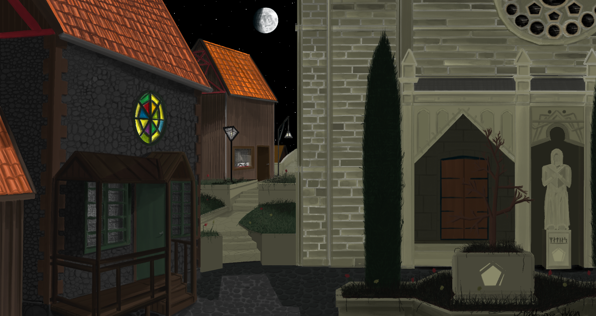 Paint Village