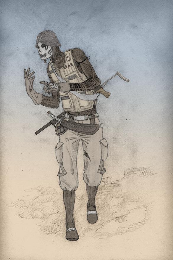 Der Wüstenjäger