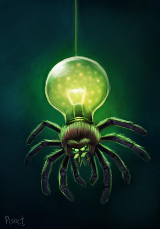 Arachniborg - 35 Minutes
