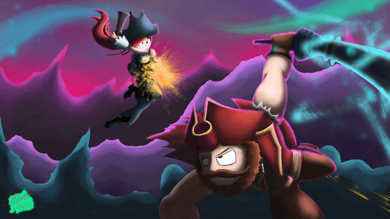 LoL - Pirate Battle
