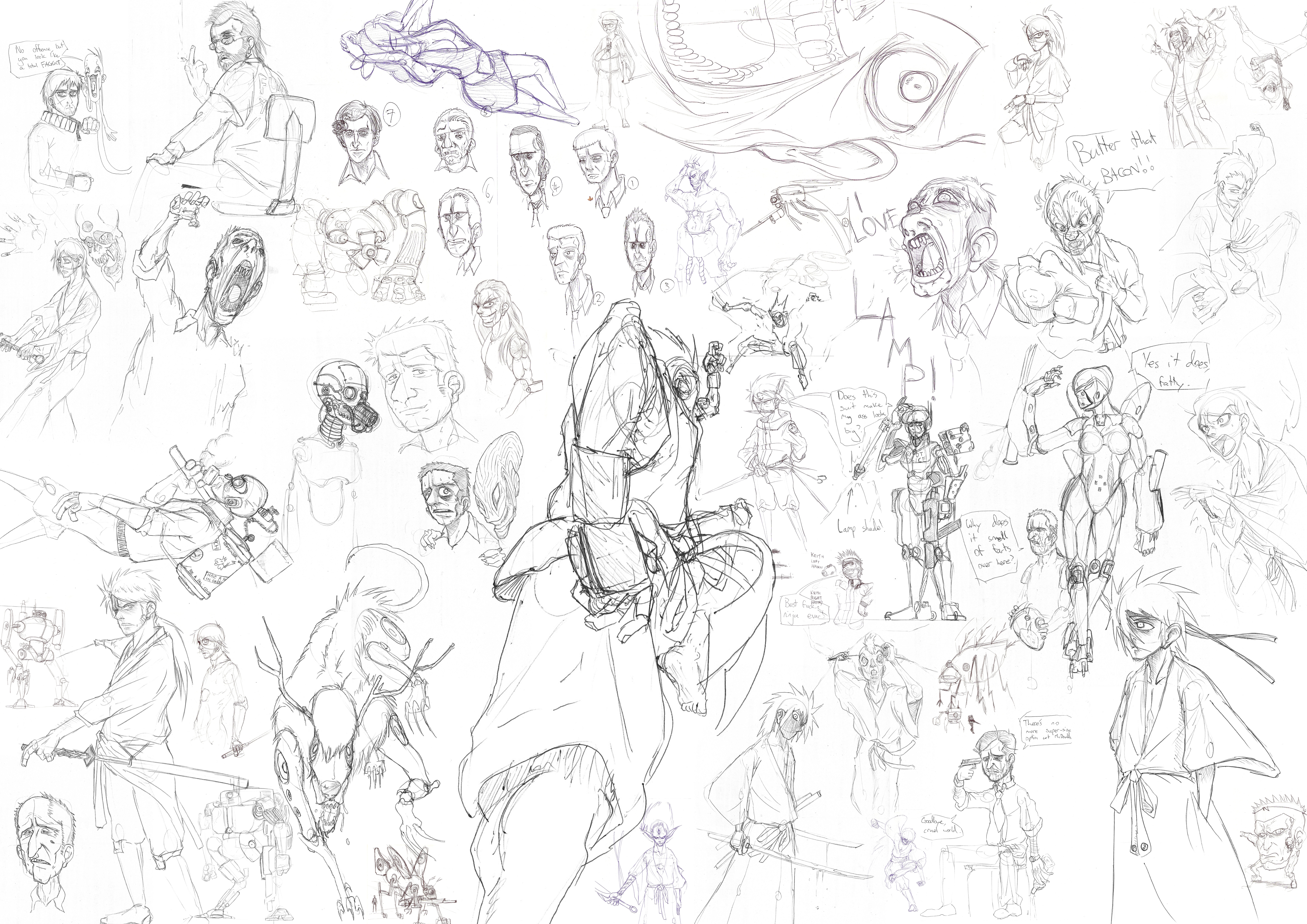 Oodles of Doodles