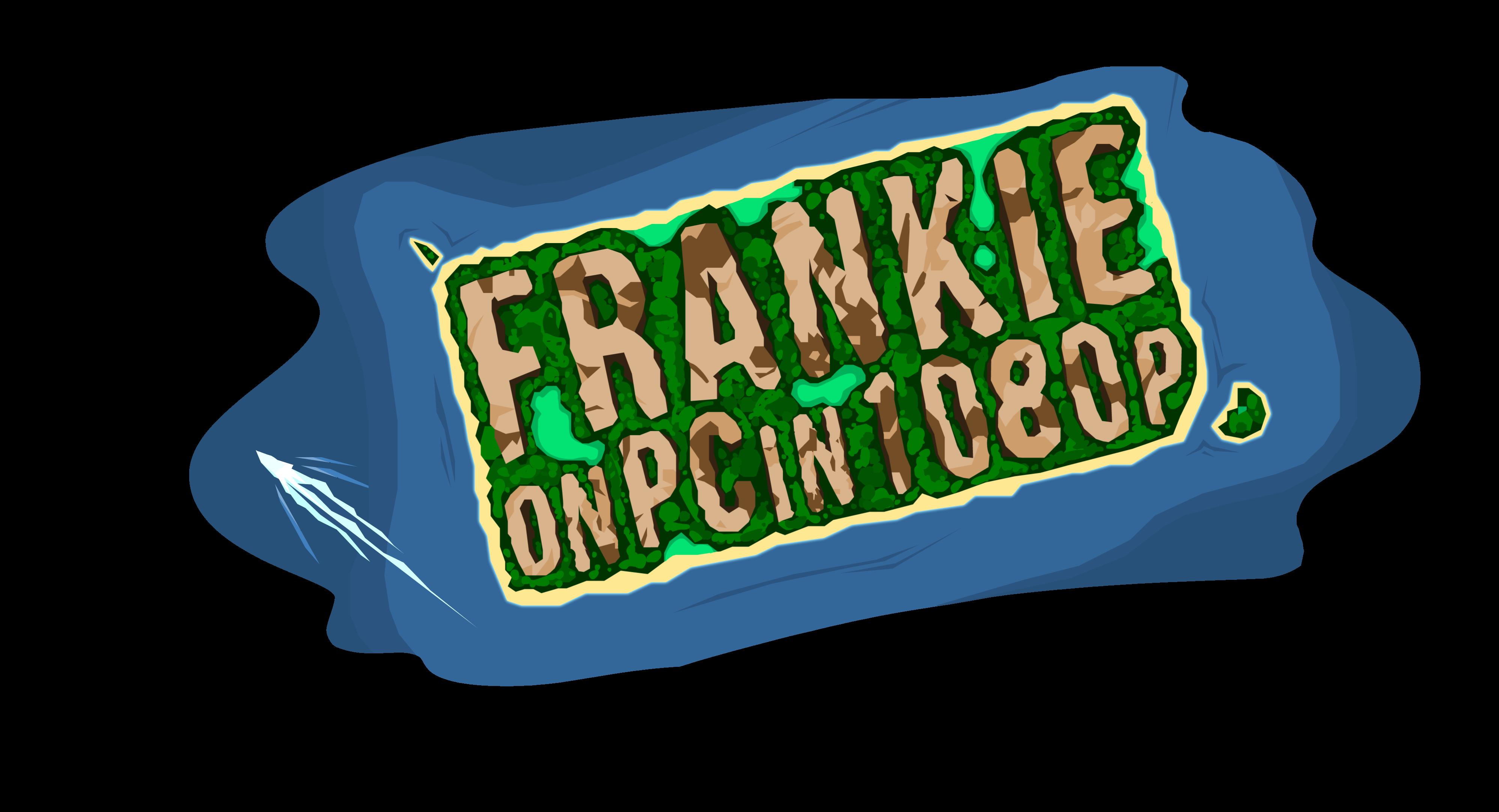 FrankieonPCin1080p Logo Redone