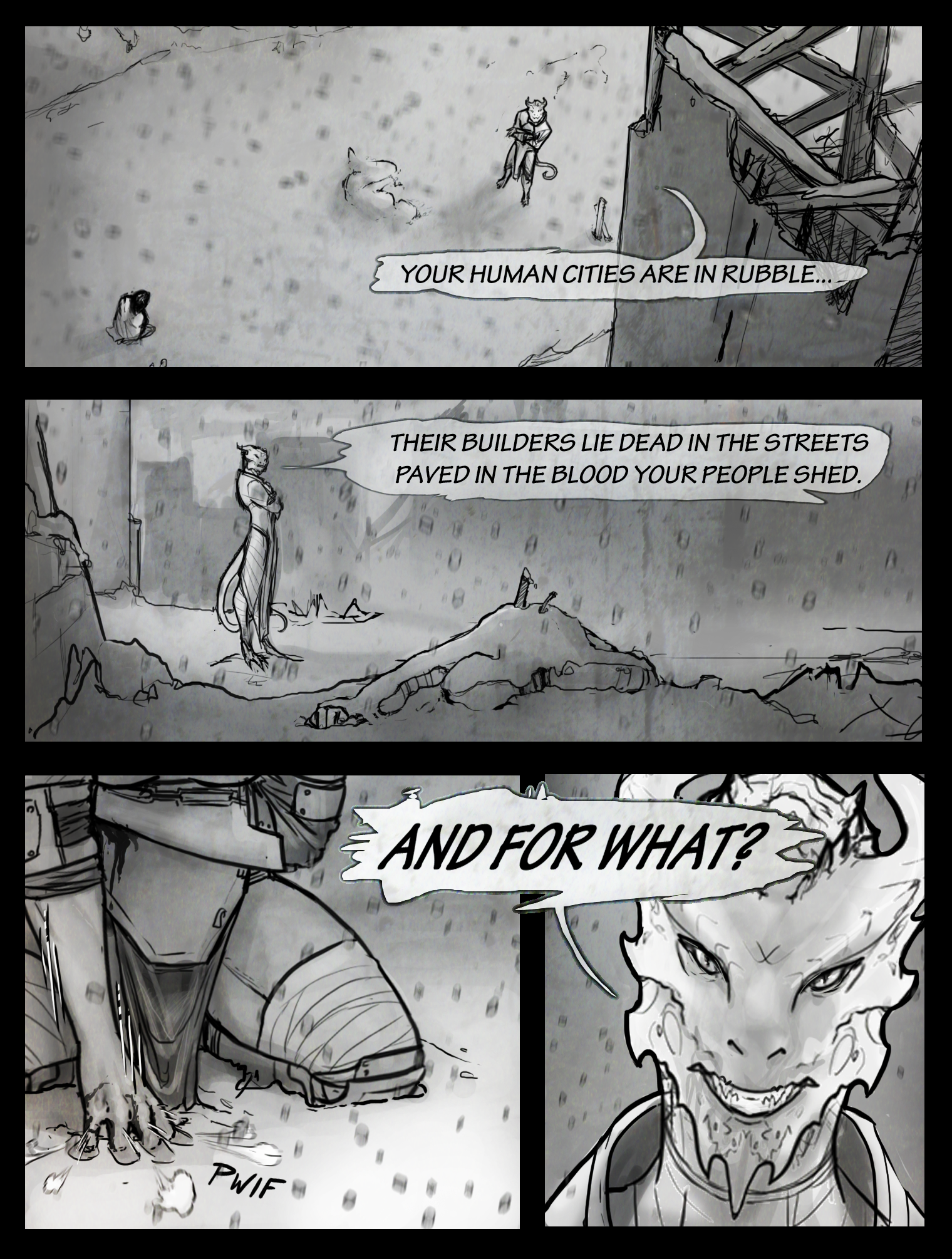 Ashfall: Tapestry page 3