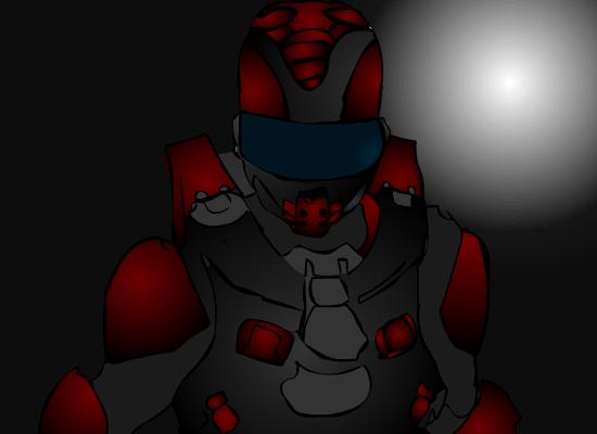 Custom Spartan (Assassin)