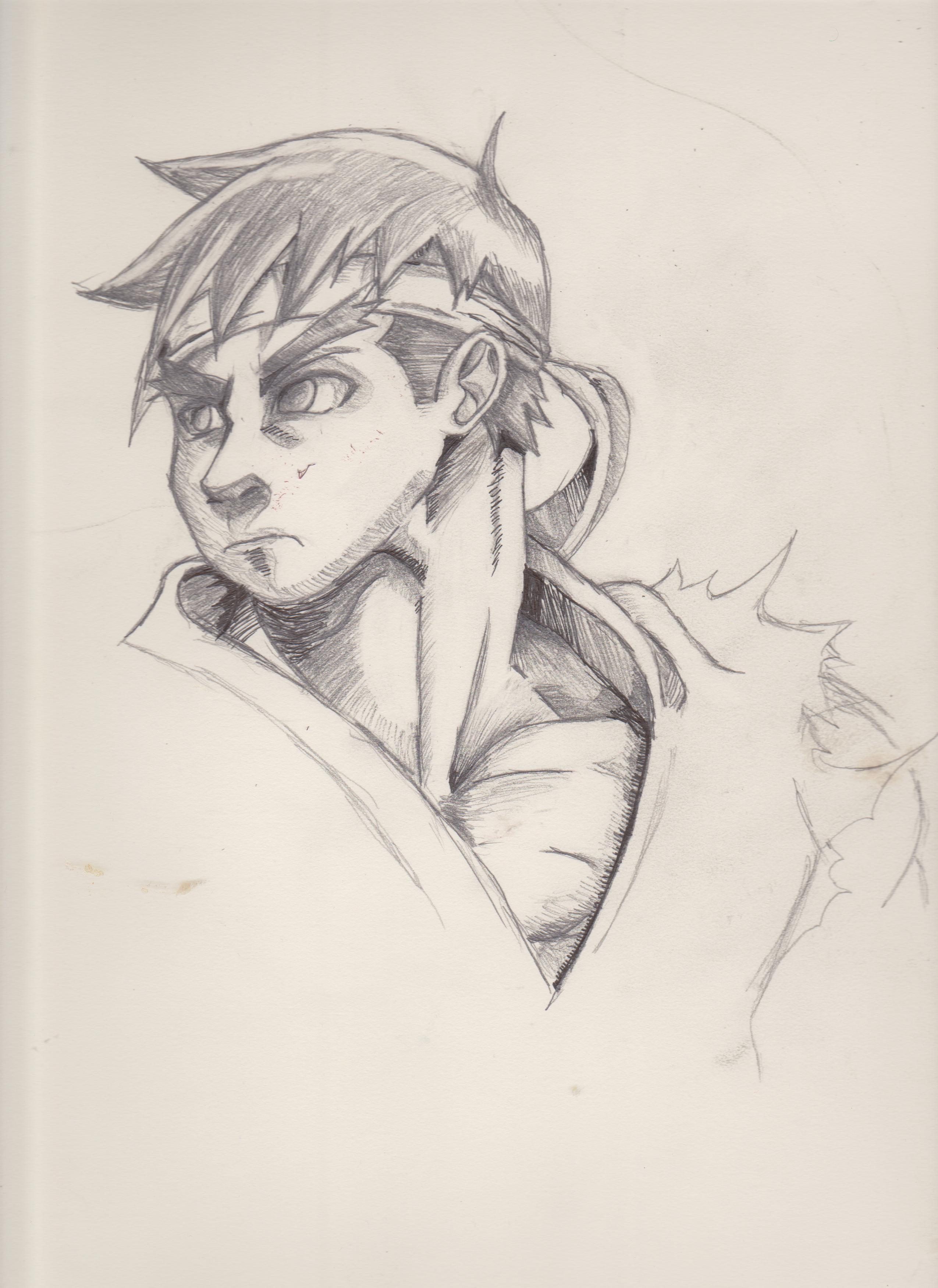 Street Fighter Alpha Ryu
