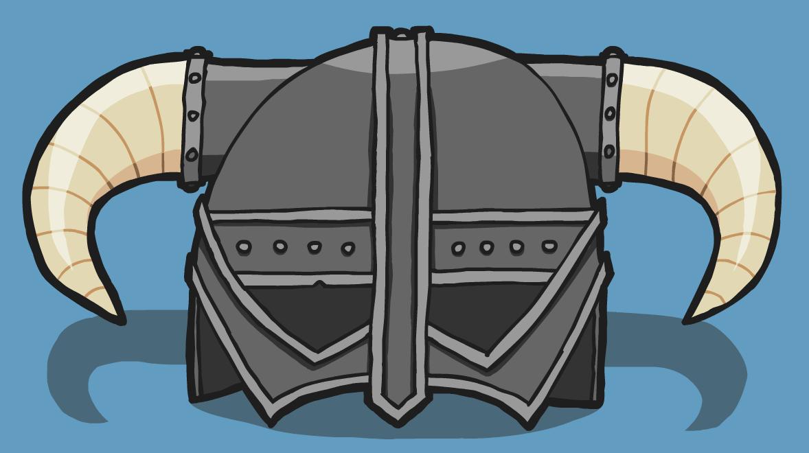 Skyrim Helmet