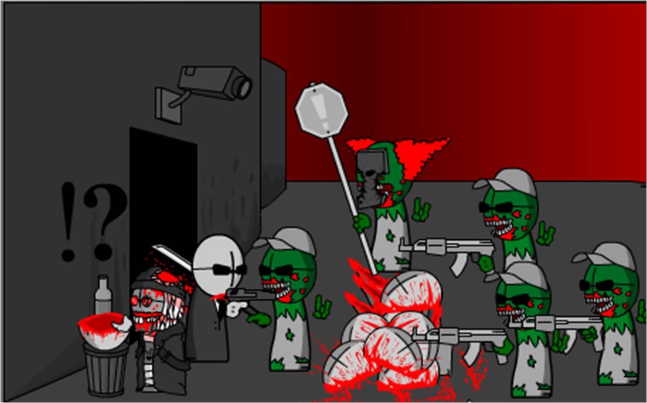 THE MADNESS NIGHTMARE