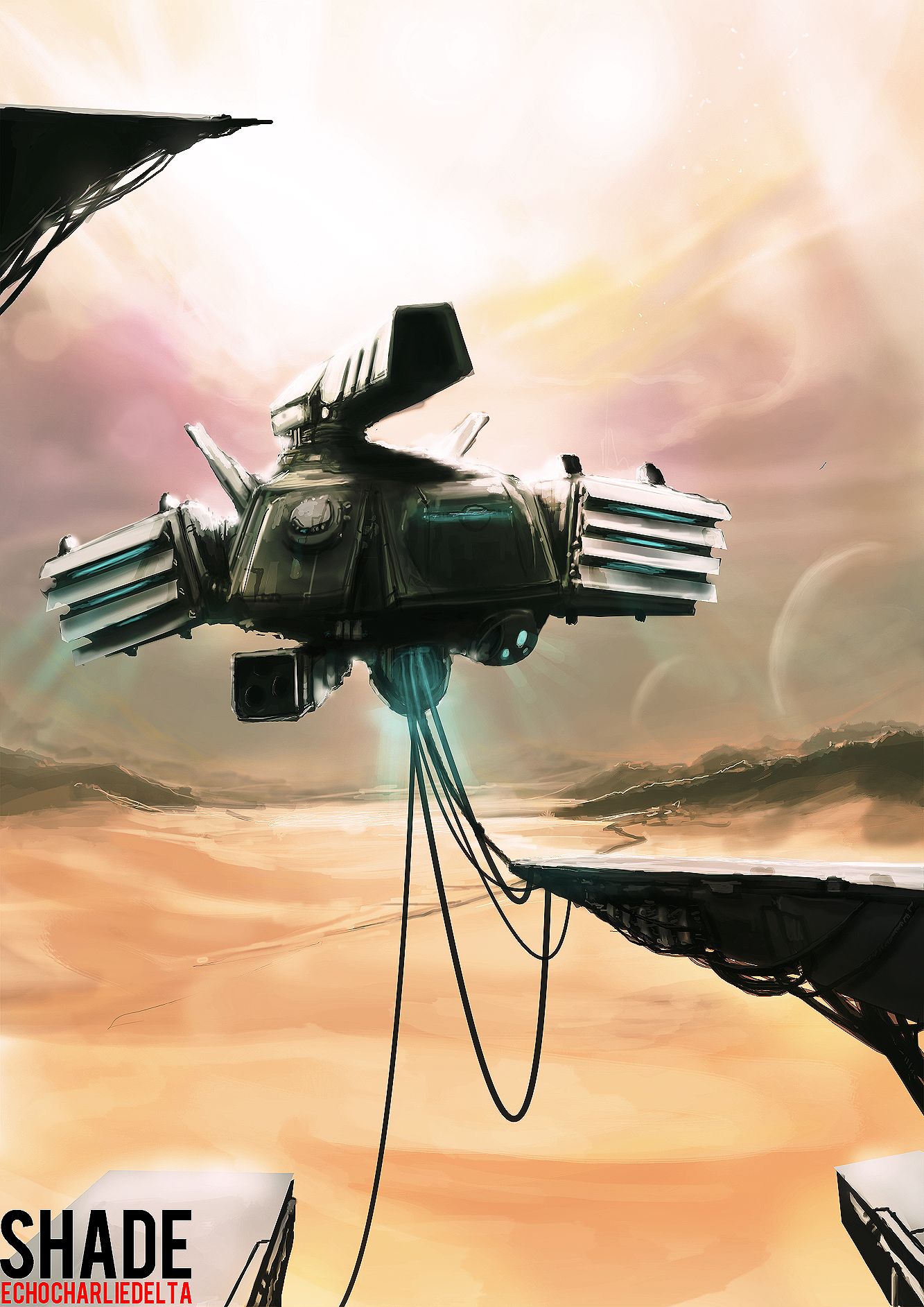 Gunship Refuel