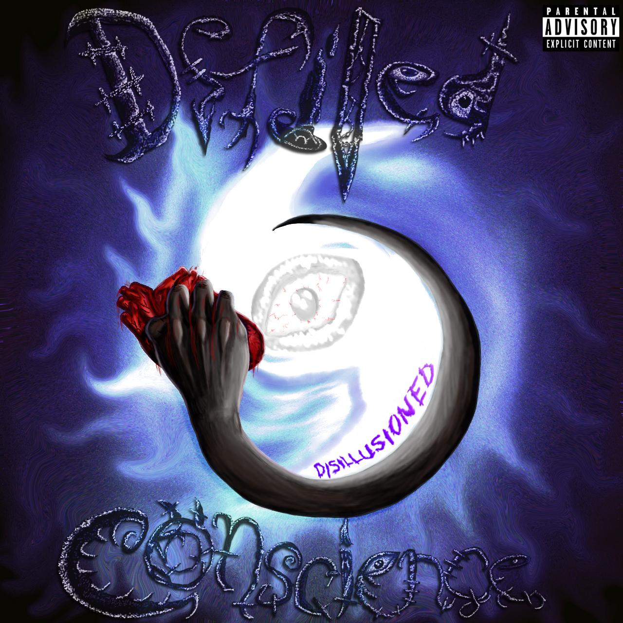 DC- Album 1, Cover Art