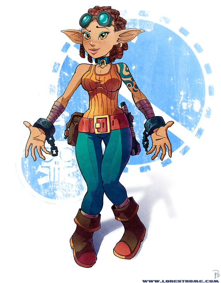 Elf Engineer
