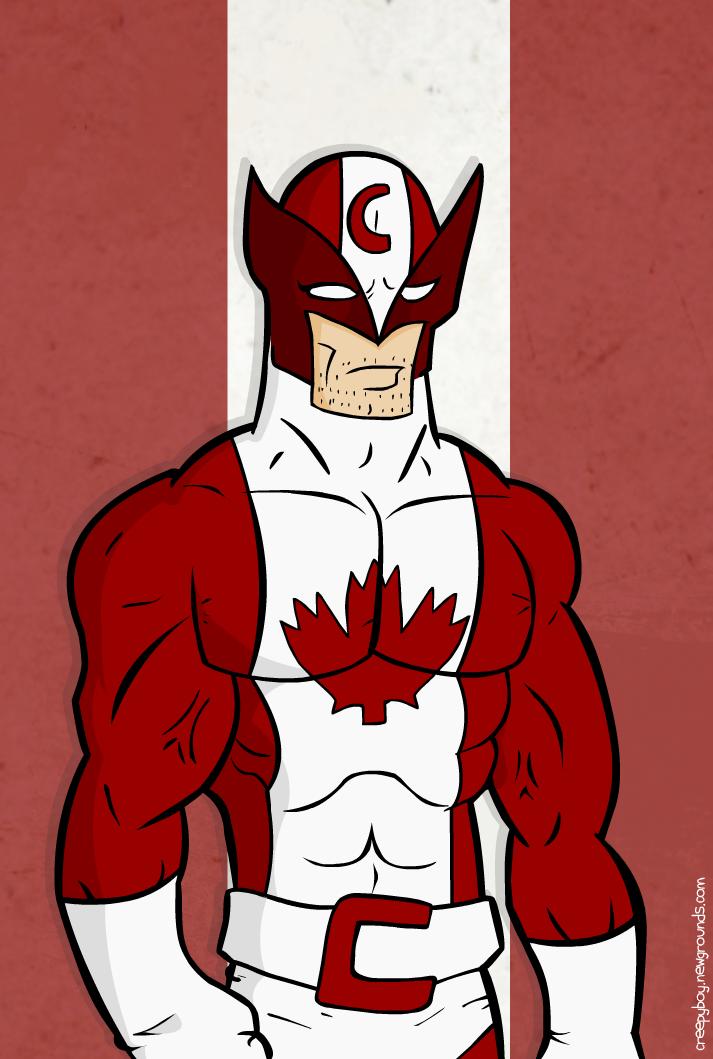 Wolverine: Captain Canada