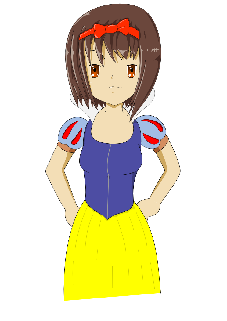 Snow White Haruhi