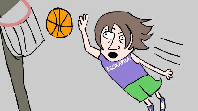 Egoraptor In The NBA