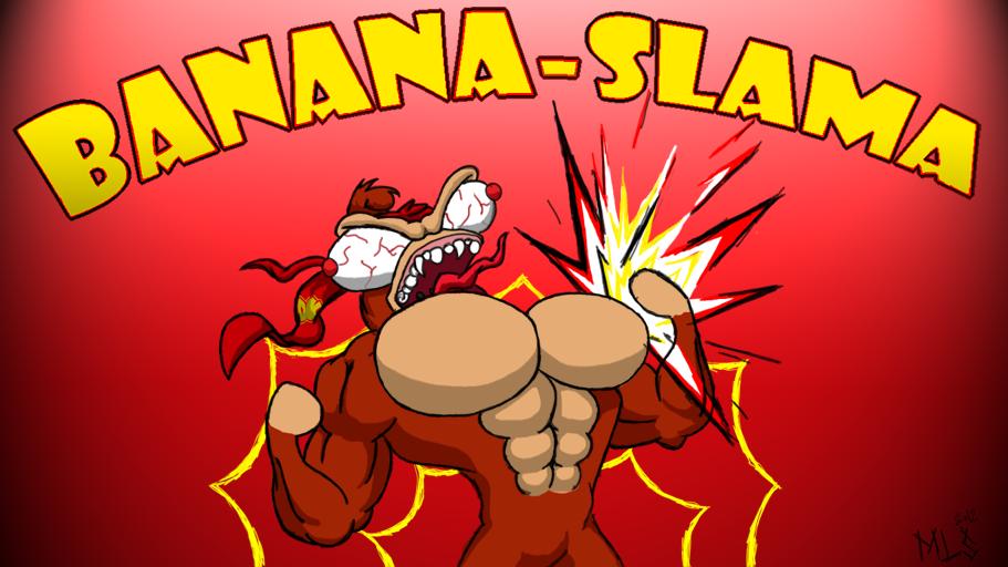 Banana-Slama