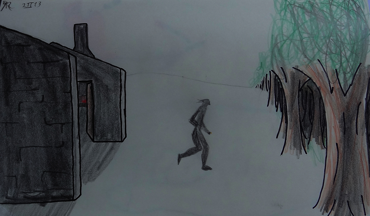 day5: runaway