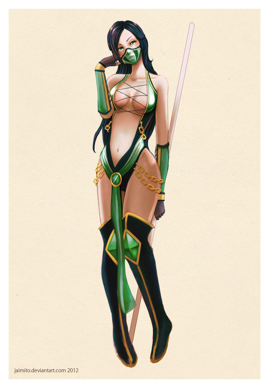 Commission Jade