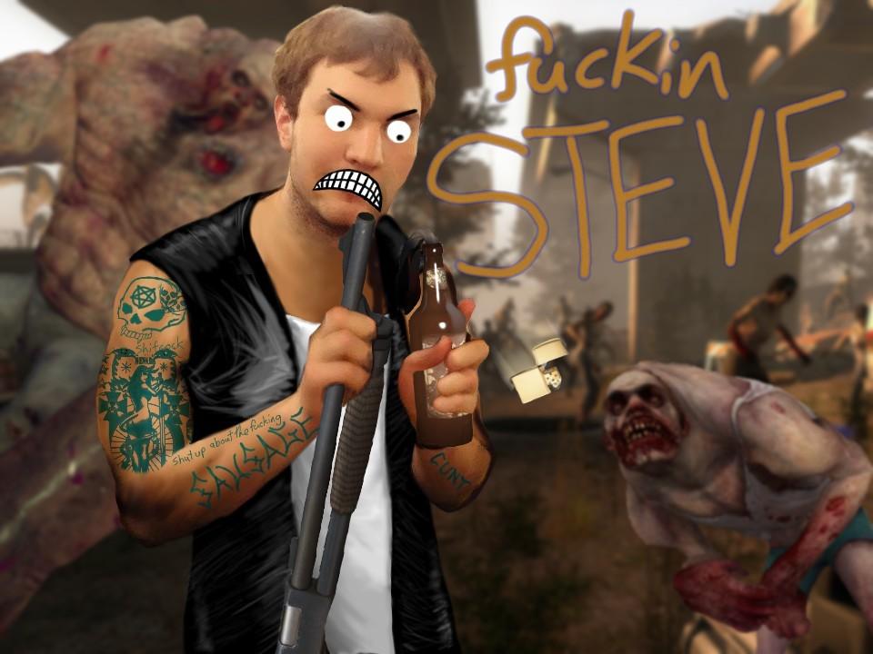 Fuckin Steve