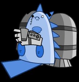 Megasaur 64